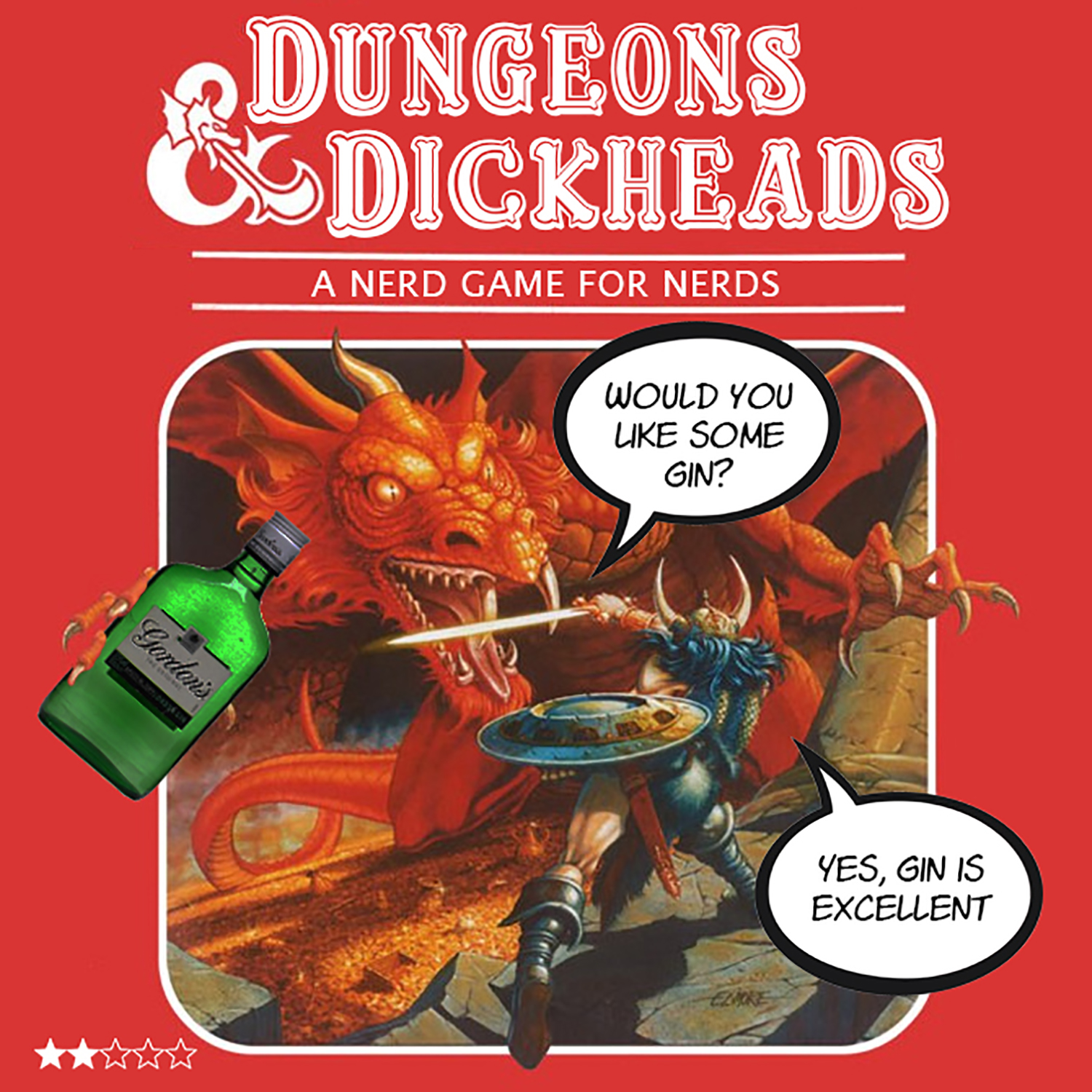 Dungeons & Dickheads